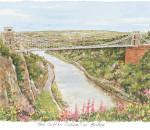 Bristol - Clifton Suspension Bridge