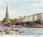 Bristol - St.Mary Redcliffe