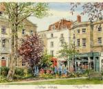 Bristol - Clifton Village
