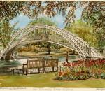 Bedford - Suspension Bridge