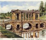 Bath - Palladian Bridge