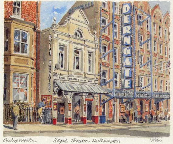 PB1089 Northampton - Theatre Royal