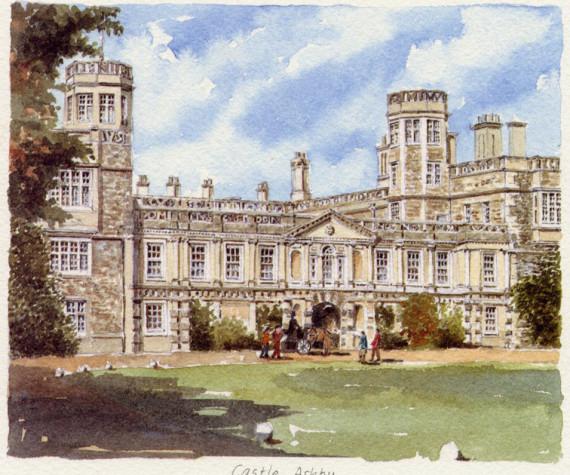 PB1178 Castle Ashby