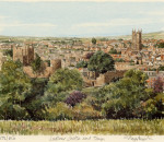 Ludlow - Castle and Town