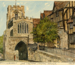 Warwick - Ld Leycester's Hosp