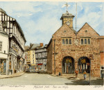 Ross-on-Wye - Market Hall