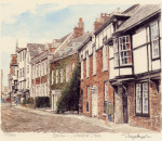 Exeter - Cathedral Close