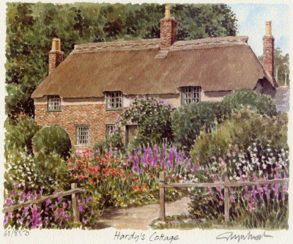 PB0052 Hardys Cottage