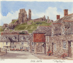 Corfe Castle - Greyhound