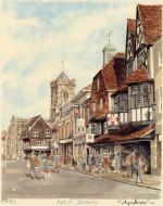 Salisbury - High Street