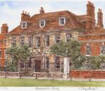 Salisbury - Mompesson House
