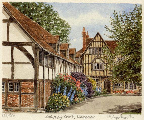 Winchester - Cheyney Court