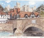 Arundel Castle and Bridge