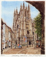 Canterbury Cathedral (SW)