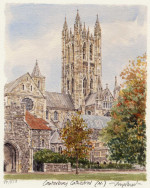 Canterbury Cathedral (N)