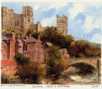 Durham Castle + Cathedral