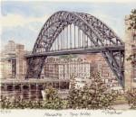 Newcastle - Tyne Bridge