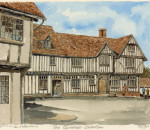 Lavenham - The Guildhall