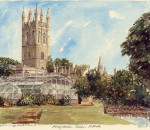Oxford - Magdalen Tower