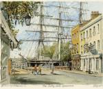 Greenwich - Cutty Sark