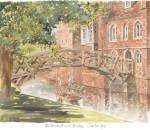 Cambridge - Mathematical Bridge