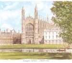 Cambridge - King's College