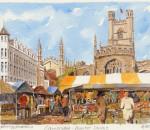 Cambridge - Market Square