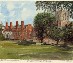 Cambridge - St John's College