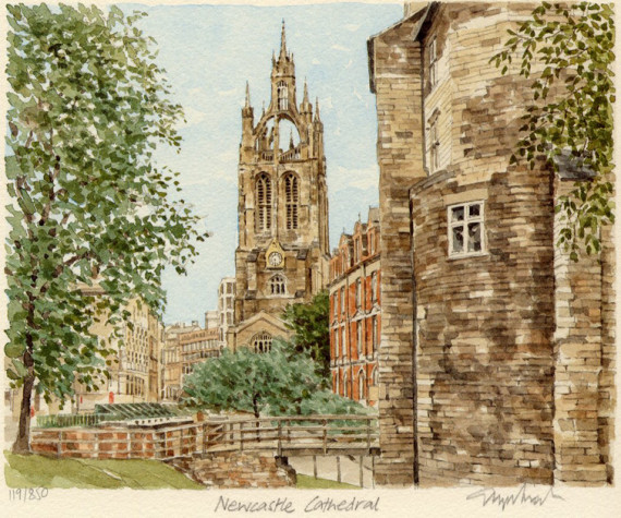 Newcastle - Cathedral
