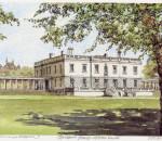 Greenwich - Queens House