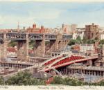 Newcastle - panorama