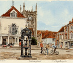 Wallingford - Town