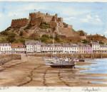 Jersey - Gorey Castle