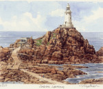 Jersey - Corbiere Lighthouse
