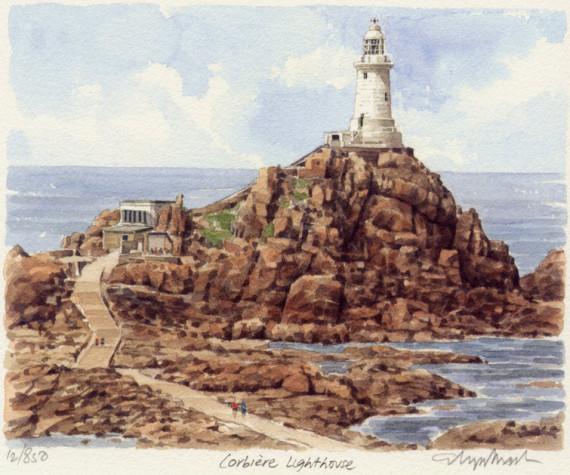 PB0234 Jersey - Corbiere Lighthouse