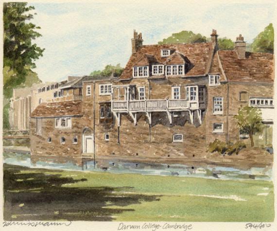 PB0266 Cambridge - Darwin College