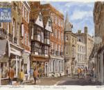 Cambridge - Trinity Street