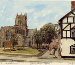 Stafford - St Mary's Ch