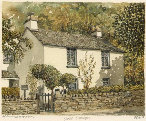 PB0297 Grasmere - Dove Cottage