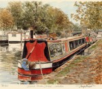 Grand Union Canal London