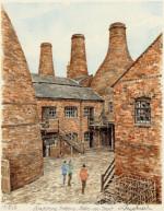 Stoke-on-Trent - Pottery