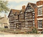 Nantwich - Churches Mansion