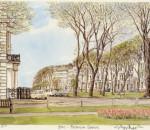 Hove - Palmeira Square