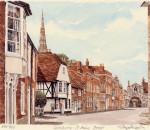 Salisbury - St Anne Street