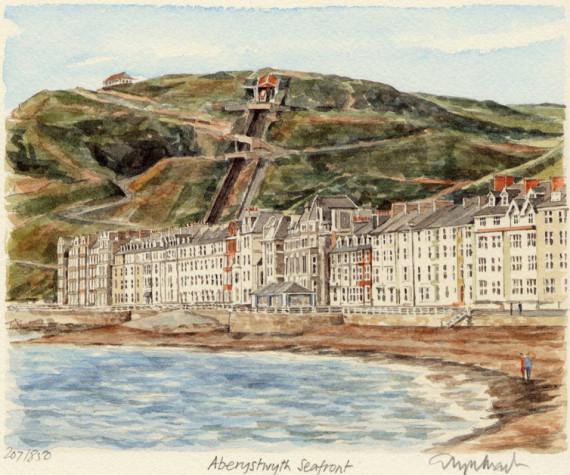PB0387 Aberystwyth