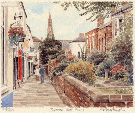 PB0408 Taunton - Bath Place