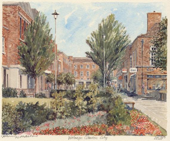 PB0419 Welwyn Garden City