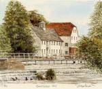 Hambledoen Mill - Thames