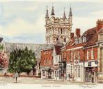 Wimbourne Minster