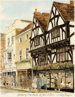 Salisbury - House of John a Port